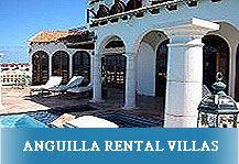 Anguilla Luxury Beach Villa Rentals