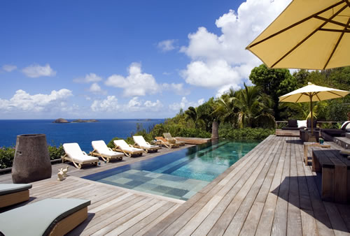 Luxury Villa St Bart�s
