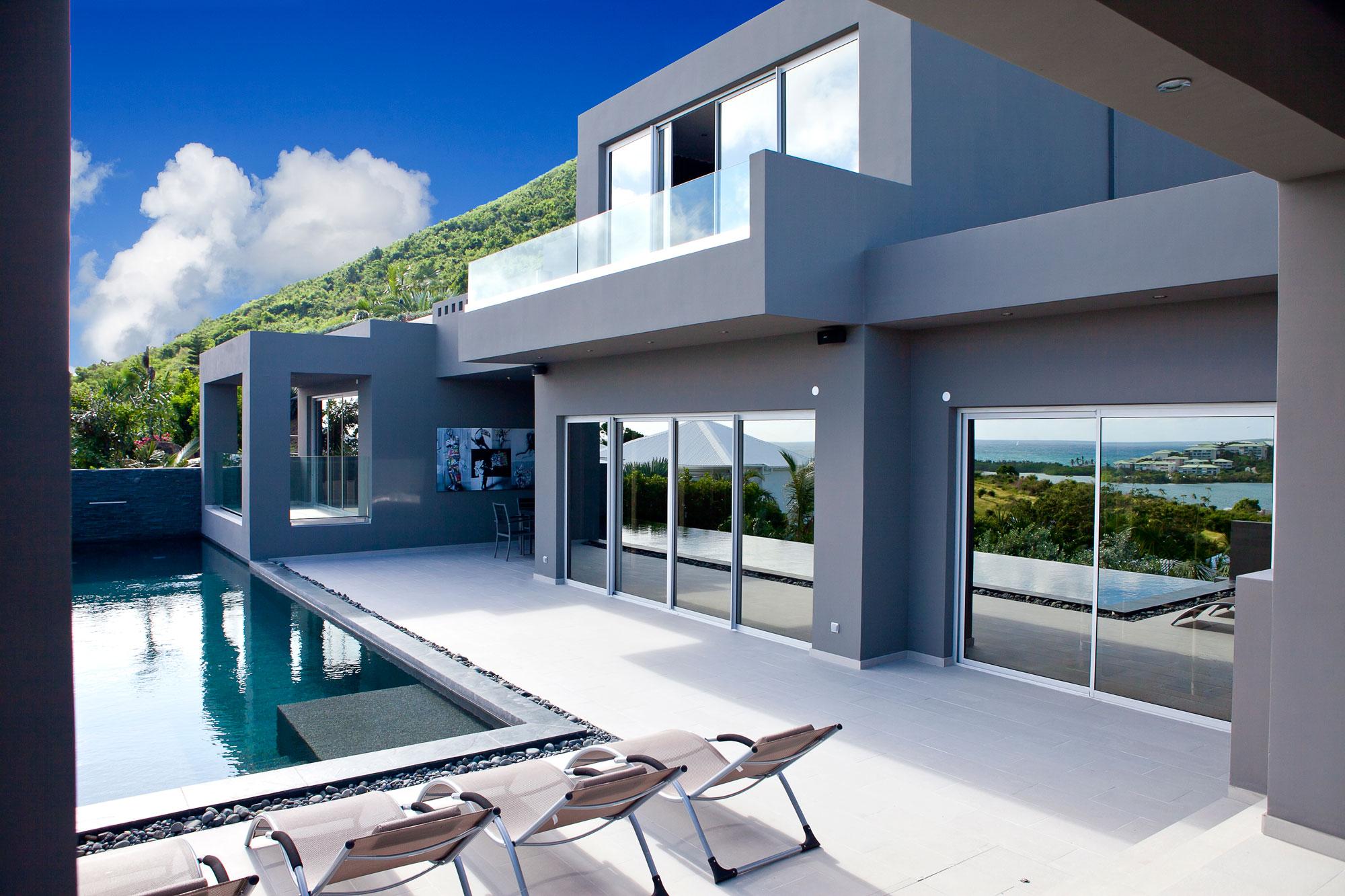 Emvie Villa - For Sale in St. Martin   MAC Caribbean Villas