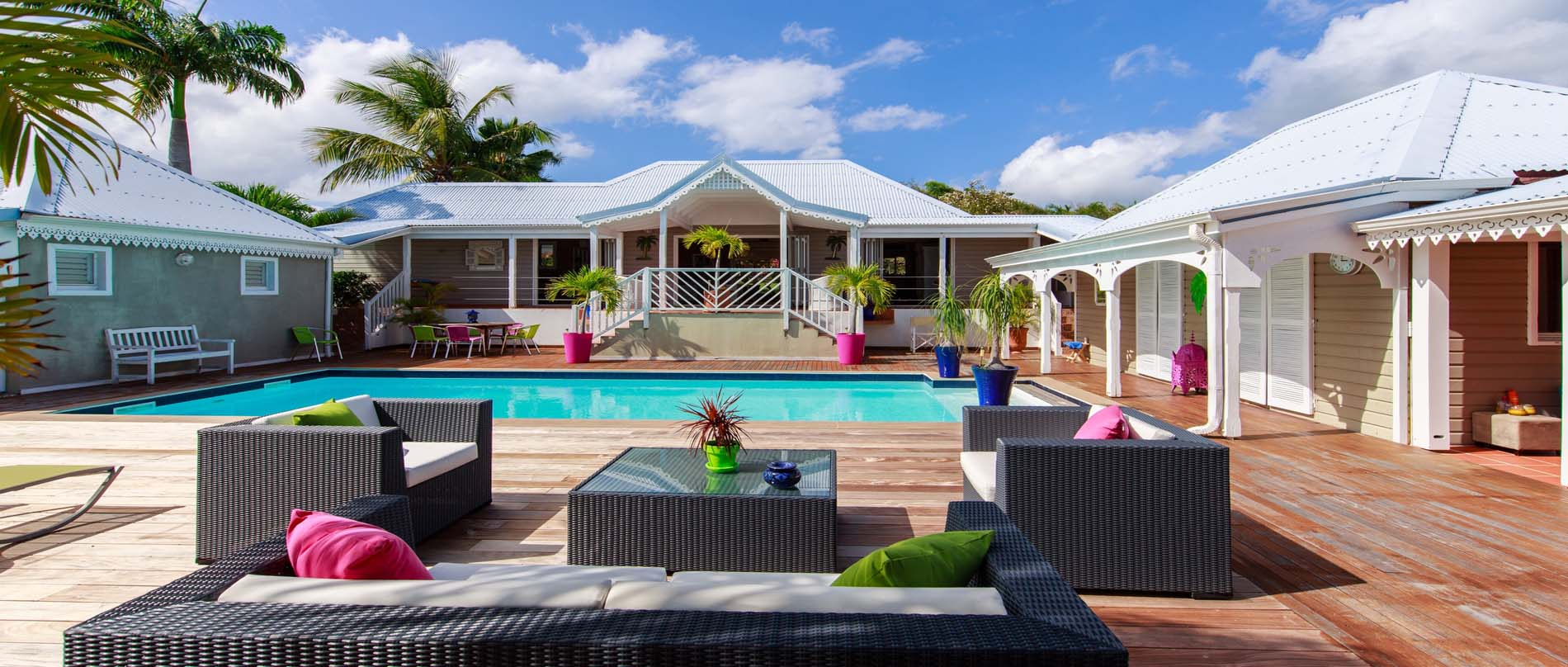 Takara Villa - For Sale in St. Martin | MAC Caribbean Villas