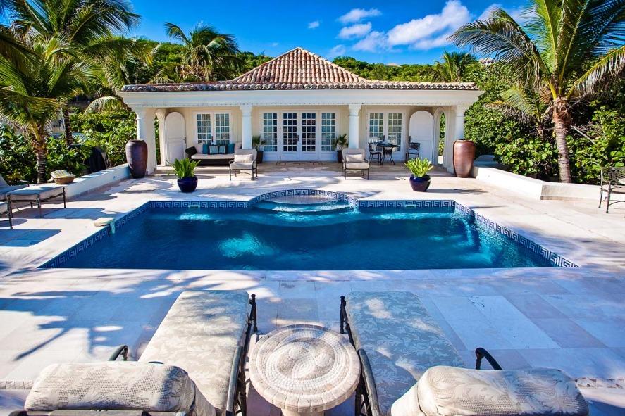 Les Palmiers Villa