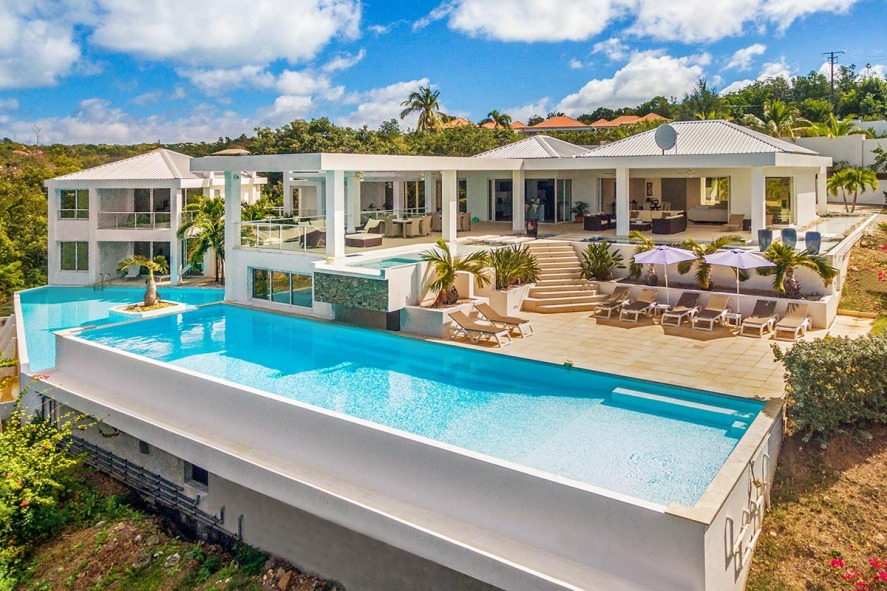 Grand Bleu in St. Martin | MAC Caribbean Villas