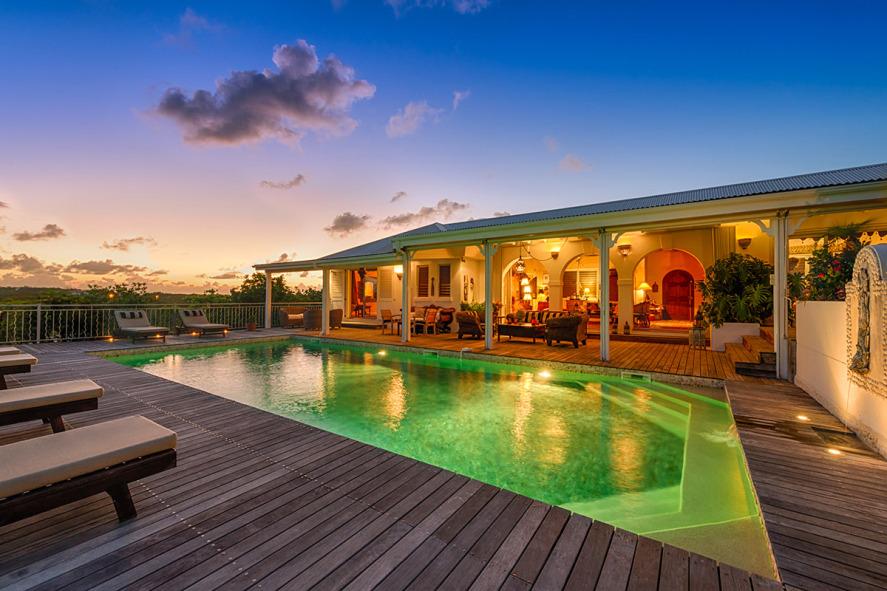 Le Mas Caraibes Villa