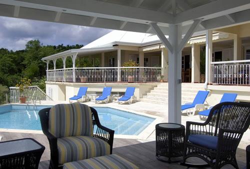 La Savane Villa Rental