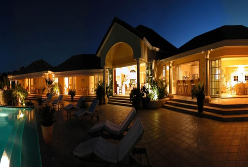 Amber Rental Villa