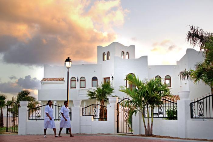 Sula Sula - La Samanna Villas