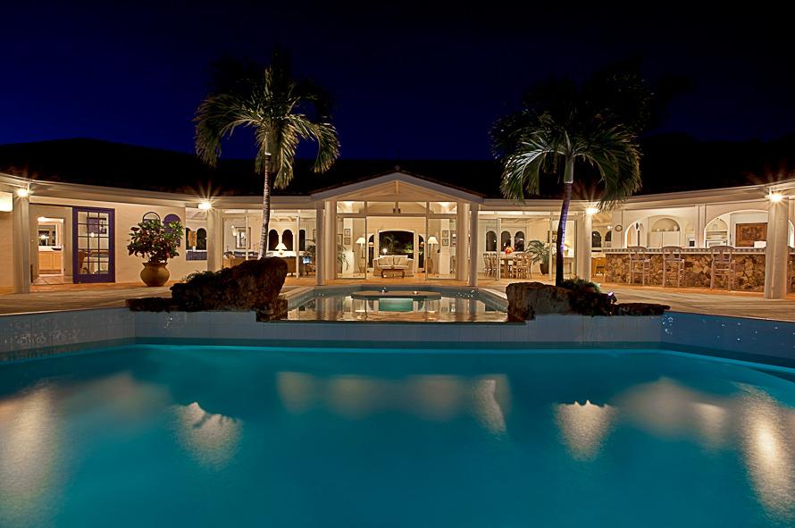 Belle Fontaine Villa