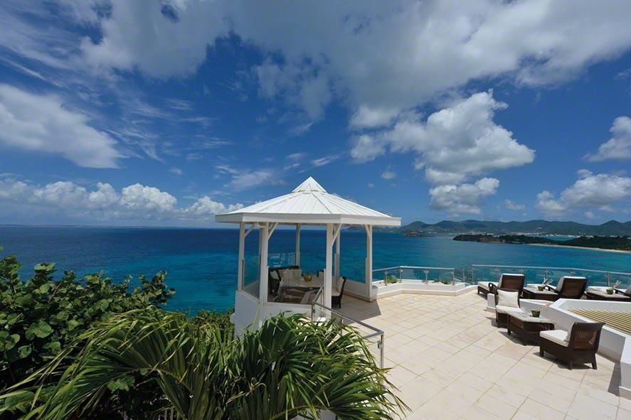 Marine terrace villa in st martin mac caribbean villas for 6 marine terrace